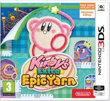 Kirby's Extra Epic Yarn 3DS NEW