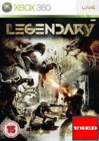 Legendary (PR)  X360 USED (Disc Only)