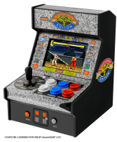 My Arcade Street Fighter 2 Champion Edition Micro Player
