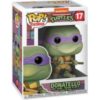 Funko POP! Vinyl: TMNT - Donatello # Vinyl Figure