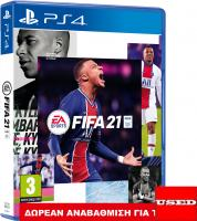 FIFA21ps43DPFTmulti_GR_stand_ps4_used
