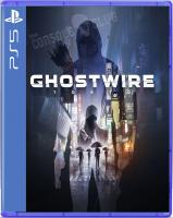 Ghostwire: Tokyo   PS5 NEW