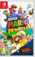 Super Mario 3D World + Bowser's Fury  NSW NEW