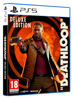Deathloop  Deluxe  Edition  PS5 NEW  + Preorder Bonus