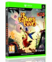 It Takes Two  ( XONE & XBOX SERIES X )  NEW