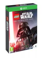 Lego Star Wars: The Skywalker Saga - Deluxe Edition  ( XONE & XBOX SERIES  X )  NEW