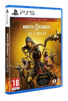 Mortal Kombat 11  Ultimate Limited Steelbook Edition    PS5 NEW