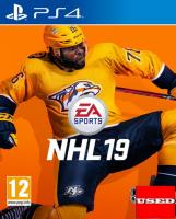 NHL 19 PS4 USED (GER)