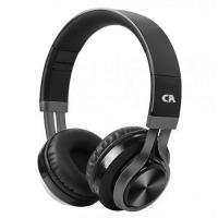 Crystal Audio On-Ear Headphones Black (OE-02-K) (Ανοιγμένη Συσκευασία)
