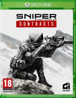 Sniper Ghost Warrior Contracts  XONE NEW