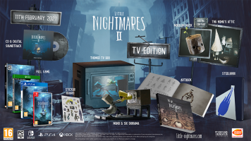 Little Nightmares II - TV Edition PC  NEW
