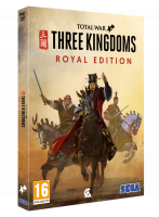 Total War: Three Kingdoms - Royal Edition PC  NEW