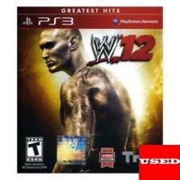 WWE12-Greatest-Hits-PS3_used
