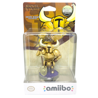 Amiibo  Shovel  Knight  Treasure Trove Gold
