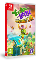 Yooka-Laylee and the Impossible Lair NSW  NEW