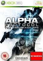 Alpha Protocol X360 USED (No Manual)