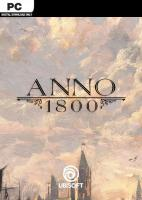 ANNO 1800 PC  NEW  ( Code Only )