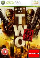 Army of Two: The 40th Day (PR) X360 USED (No Manual)