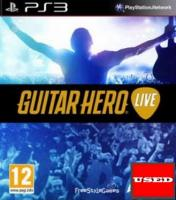 Guitar Hero Live PS3 USED (Game Only)