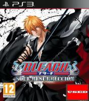 Bleach: Soul Resurreccion (PR) PS3 USED (Disc Only)