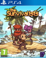 The Survivalists  PS4 NEW