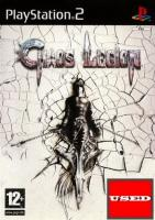 Chaos Legion PS2 USED (No Manual)