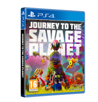 Journey to the Savage Planet  PS4 NEW