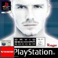 David Beckham Soccer PSX USED