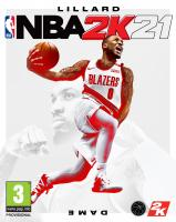 NBA 2K21  PS4 NEW