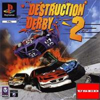 Destruction Derby 2 PSX USED