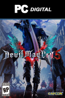 Devil May Cry 5 PC NEW  ( Code Only )