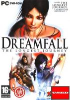 Dreamfall: The Longest Journey PC USED (Disc Only)
