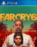 Far Cry 6   PS4 NEW