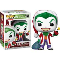 Funko POP! Heroes: DC Holiday - Santa Joker # Vinyl Figure