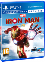 Marvel's Iron Man VR PS4 NEW