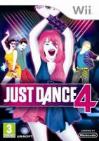 Just Dance 4 Wii USED (Disc Only)