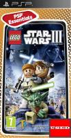 LEGO Star Wars III: The Clone Wars (Essentials) PSP USED (No Manual)