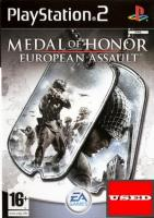 Medal of Honor: European Assault PS2 USED (Disc Only)