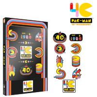 Numskull Official Pac-Man 9 Pin Badge Set