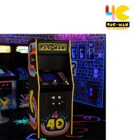 Numskull Official Pac-Man 40th Anniversary Limited Edition Quarter Arcade (Signed Edition)
