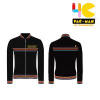 Numskull Official Pac-Man 40th Anniversary Tracksuit Top (UK 2XL / US XL)