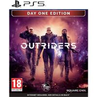 Outriders Deluxe Edition  PS5 NEW