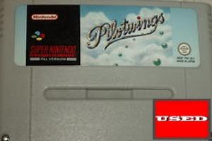 Pilotwings SNES UNBOXED (Yellowed Catridge)