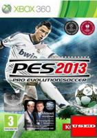 Pro Evolution Soccer 2013 X360 USED (Disc Only)
