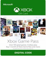 Microsoft Gamepass (Code Only) (Δωρεάν Αποστολή)