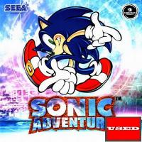 Sonic Adventure DC USED