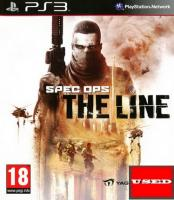 Spec Ops: The Line PS3 USED (No Manual)