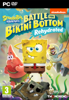 Spongebob Square Pants: Battle for Bikini Bottom - Rehydrated  PC  NEW