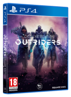 Ouriders Deluxe Edition  PS4 NEW
