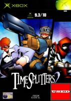 TimeSplitters 2 XBOX USED (Disc Only)